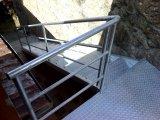 Pasarela-Escalera