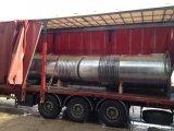 Transporte chimeneas inox