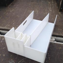 Fabricación caja plástica para kitting