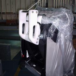 Fabricación elemento plástico para manipulación